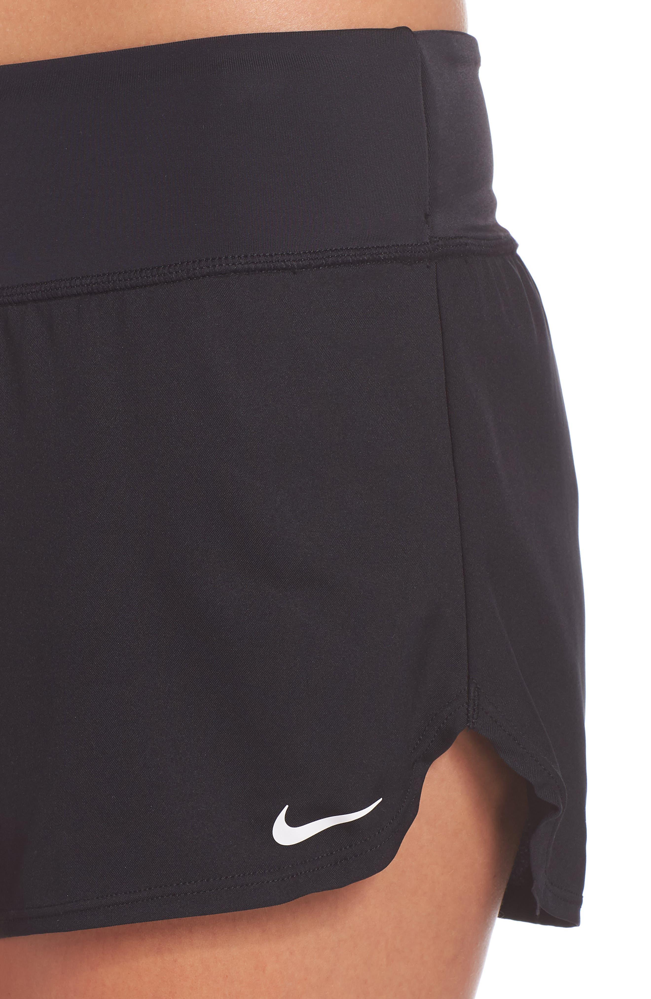 ,                             Swim Board Shorts,                             Alternate thumbnail 5, color,                             BLACK
