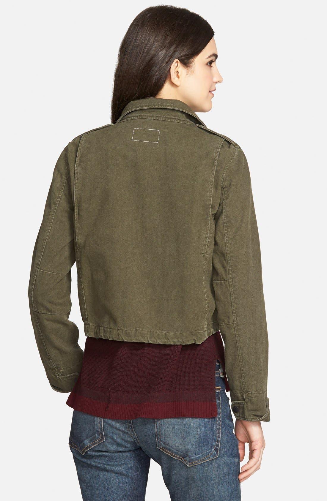 ,                             /JEAN 'M15' Military Jacket,                             Alternate thumbnail 2, color,                             300