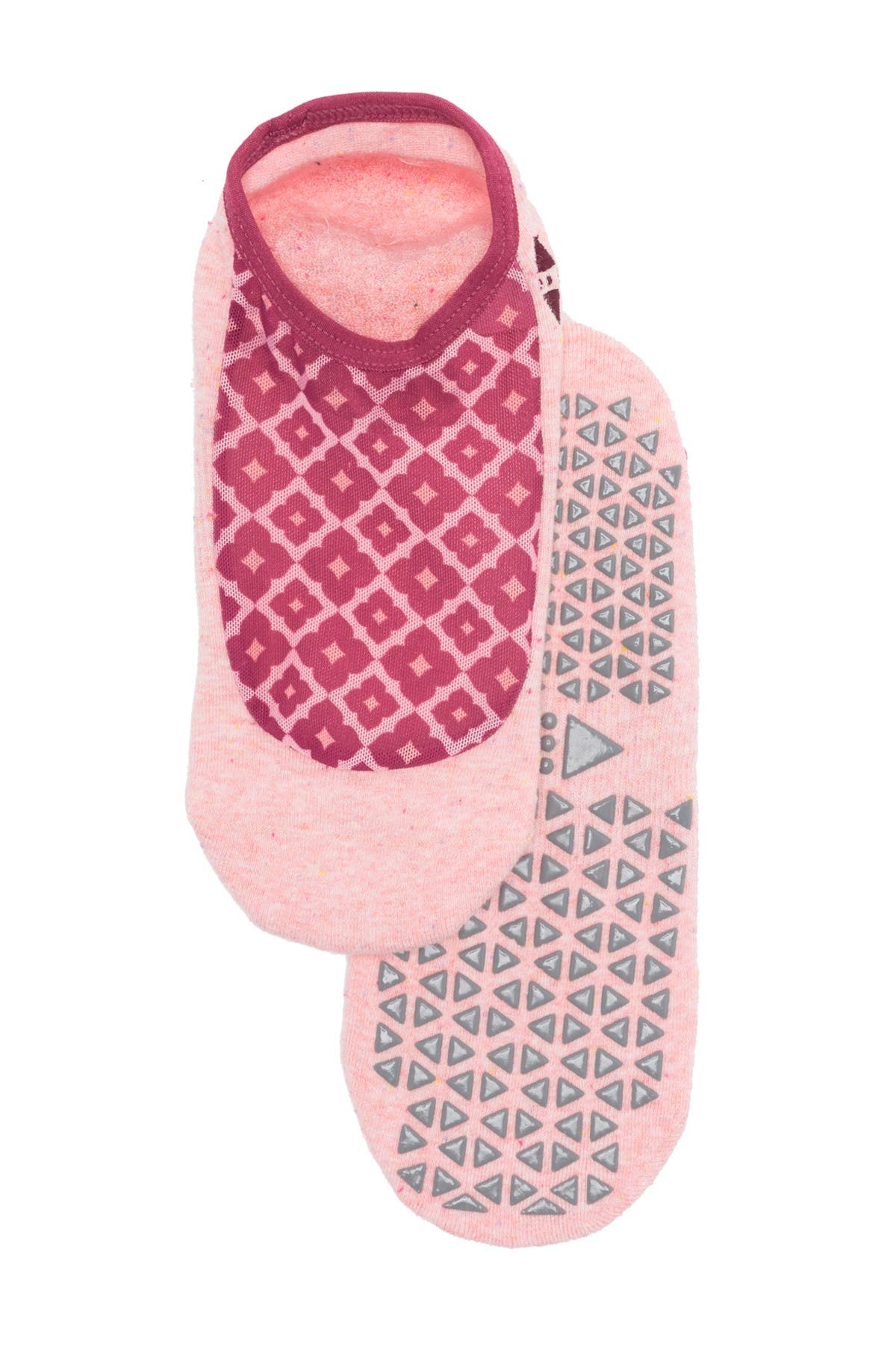 Image of Tavi Noir Maddie Marrakesh Floral Print No-Show Socks