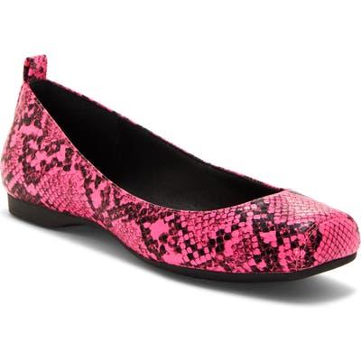 Jessica Simpson Mickella Flat- Pink