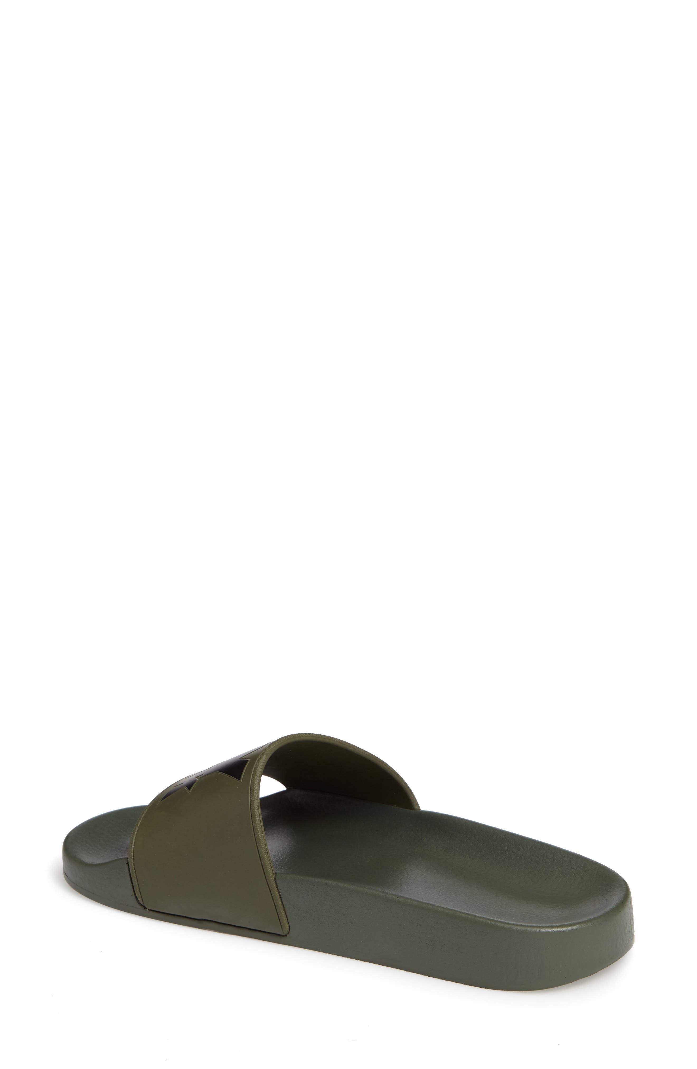 ,                             Logo Slide Sandal,                             Alternate thumbnail 9, color,                             309