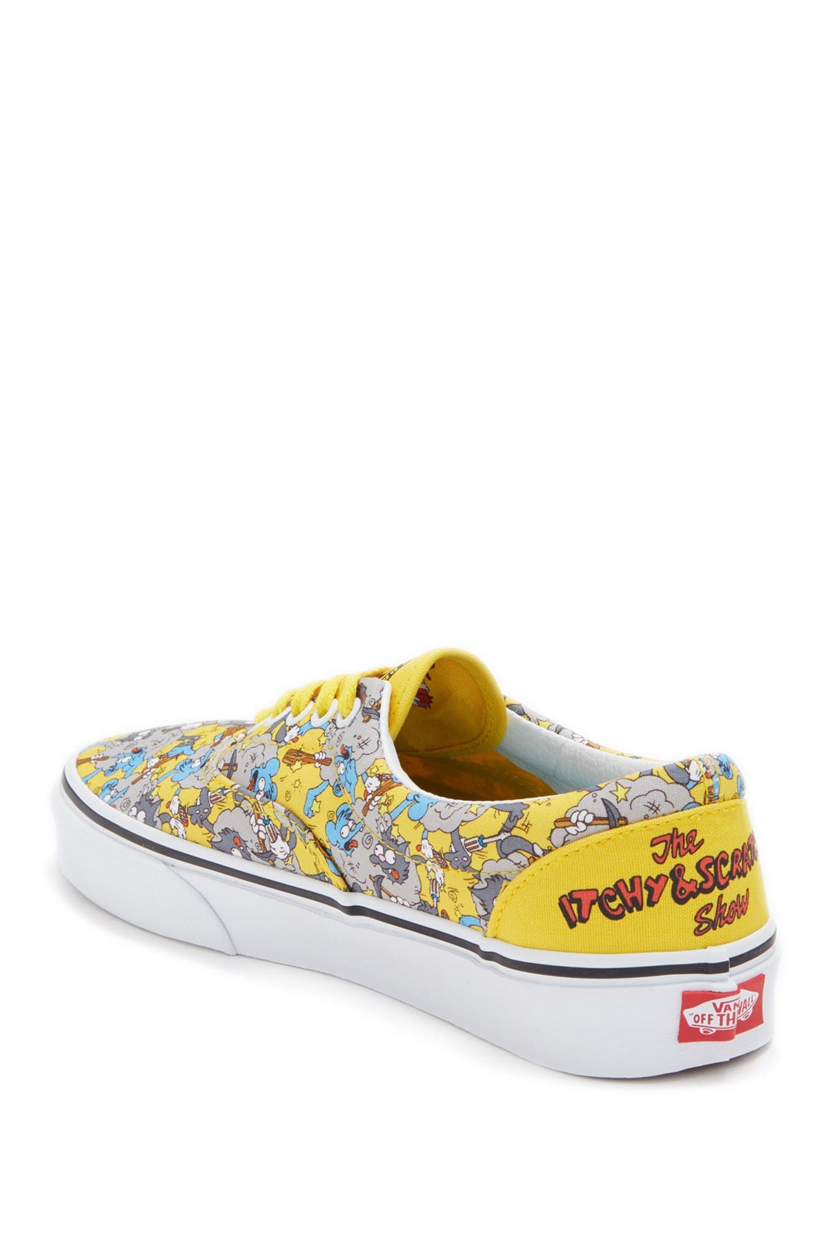 Vans THE SIMPSONS ITCHY & SCRATCHY ERA SNEAKER
