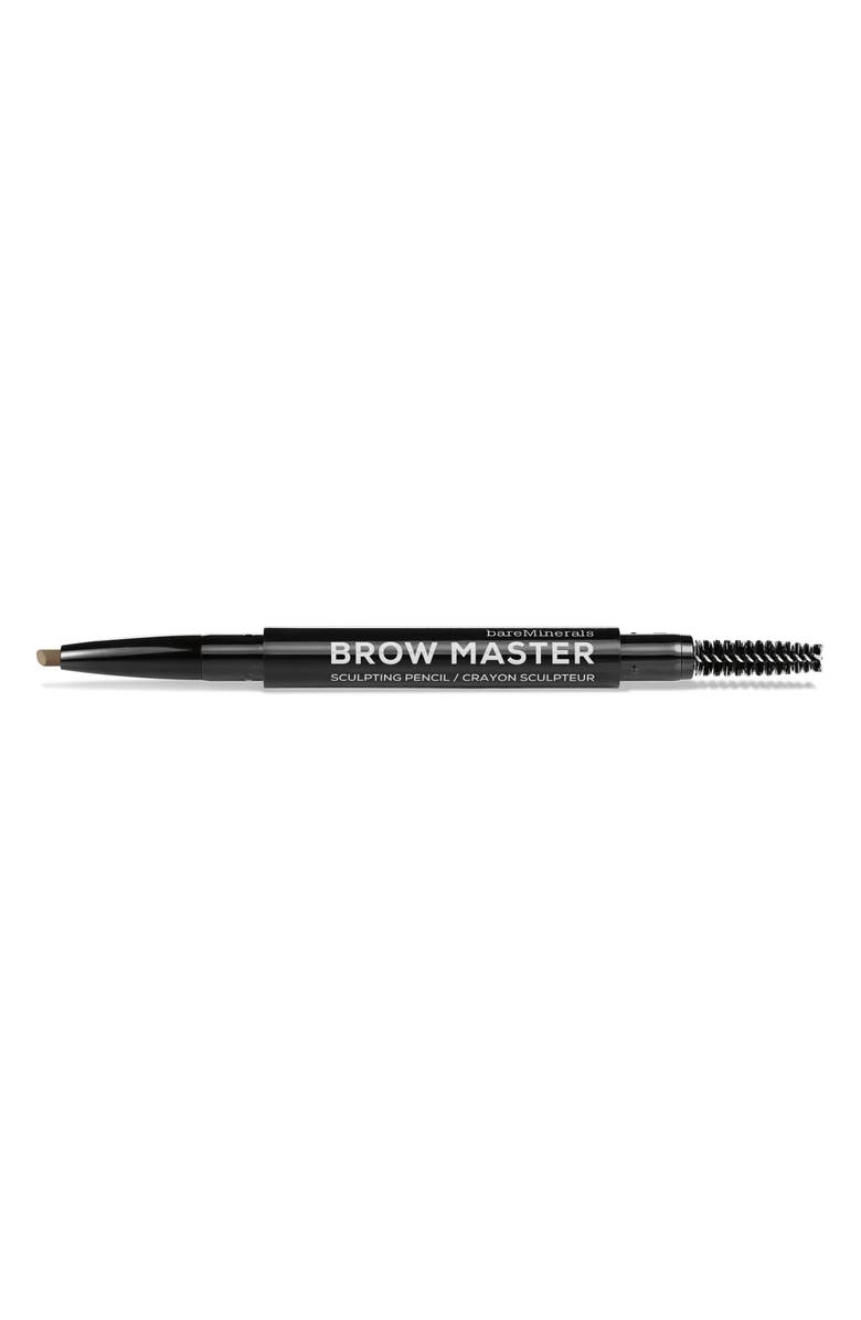 BAREMINERALS<SUP>®</SUP> Brow Master Sculpting Pencil, Main, color, CHESTNUT