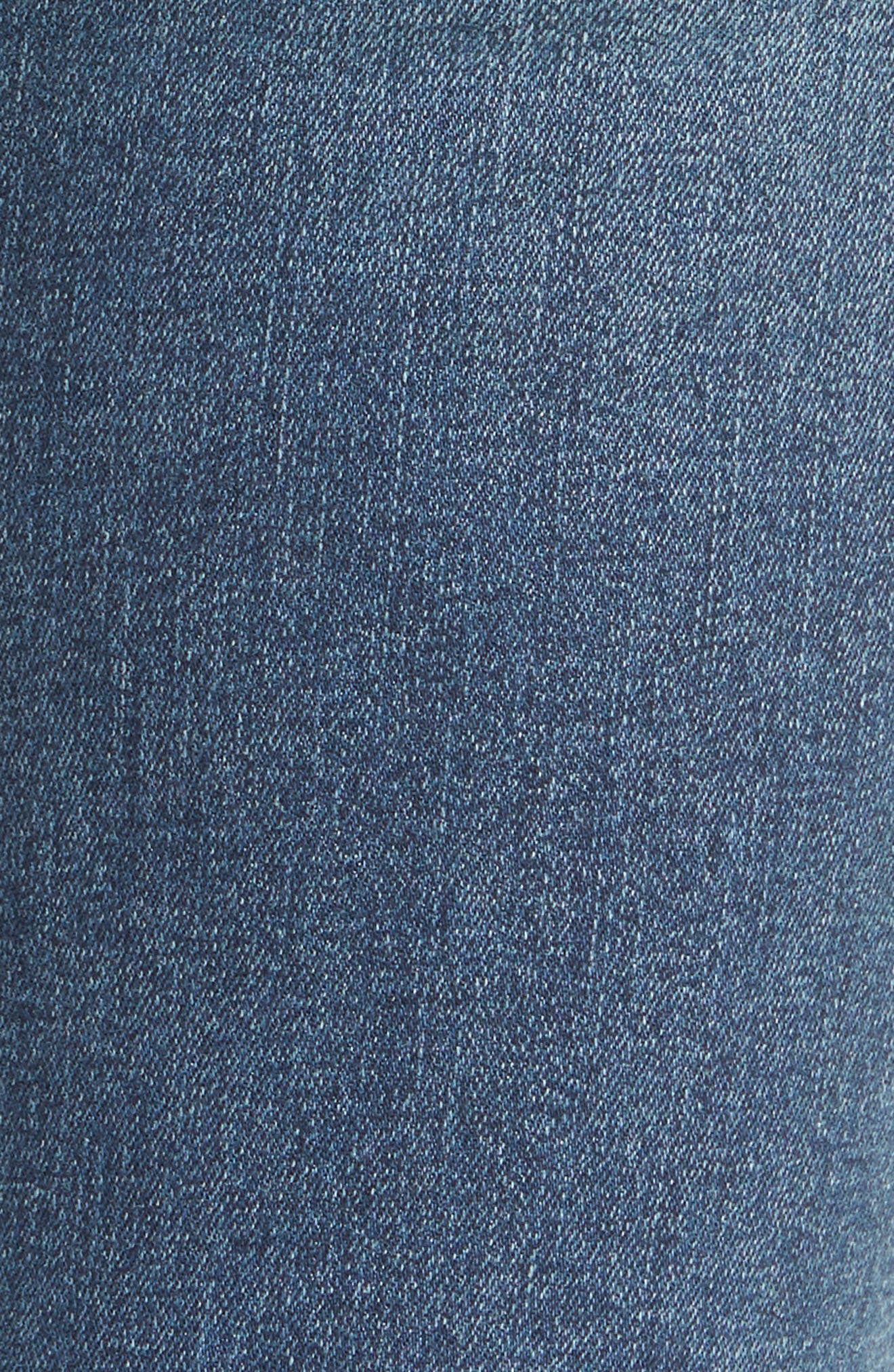 ,                             Jagger Ripped Skinny Jeans,                             Alternate thumbnail 5, color,                             400
