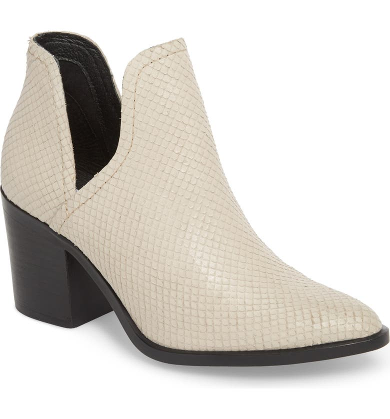 STEVE MADDEN Petra Open Side Bootie, Main, color, 180