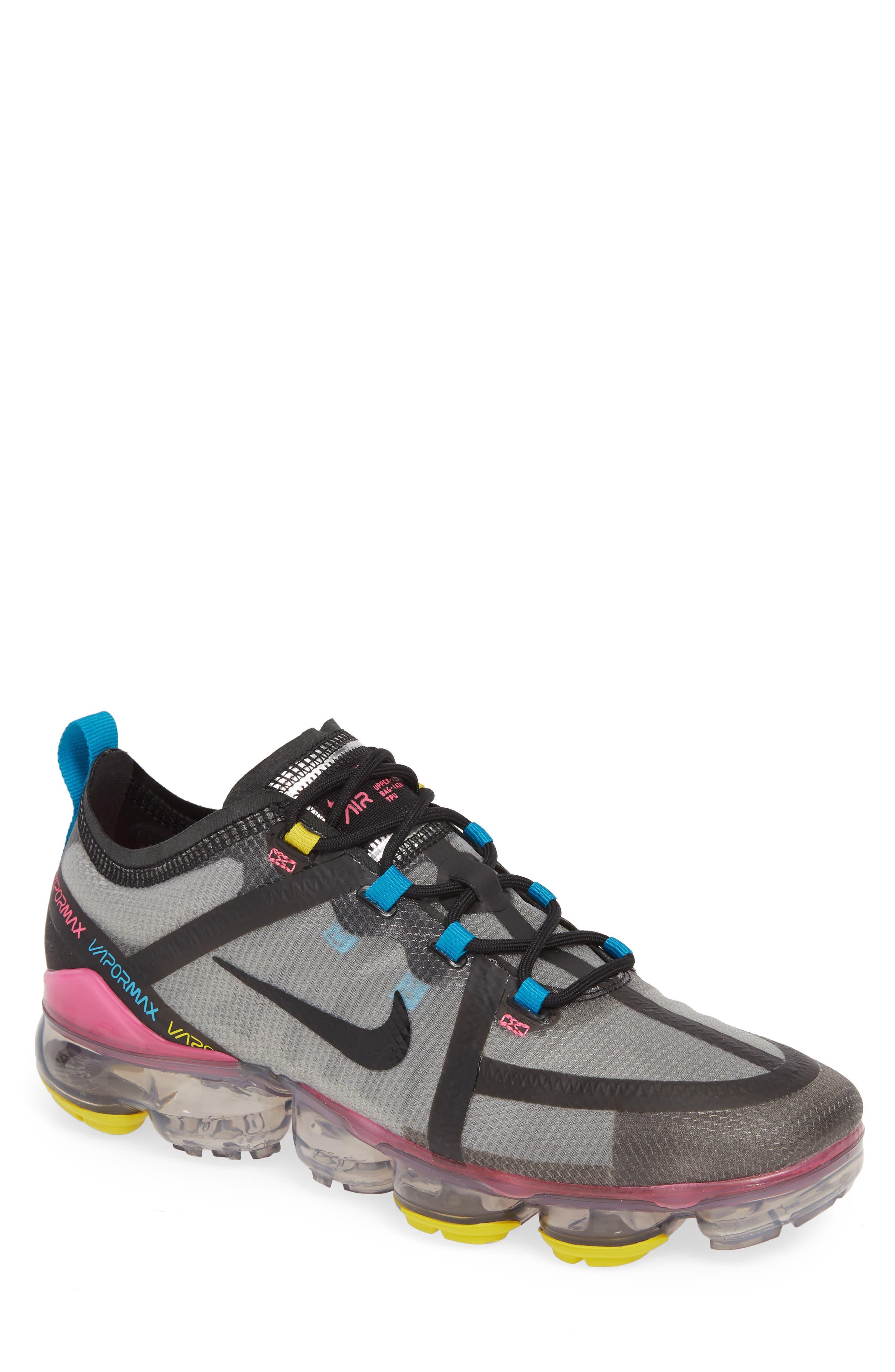 ,                             Air VaporMax 2019 Running Shoe,                             Main thumbnail 27, color,                             003