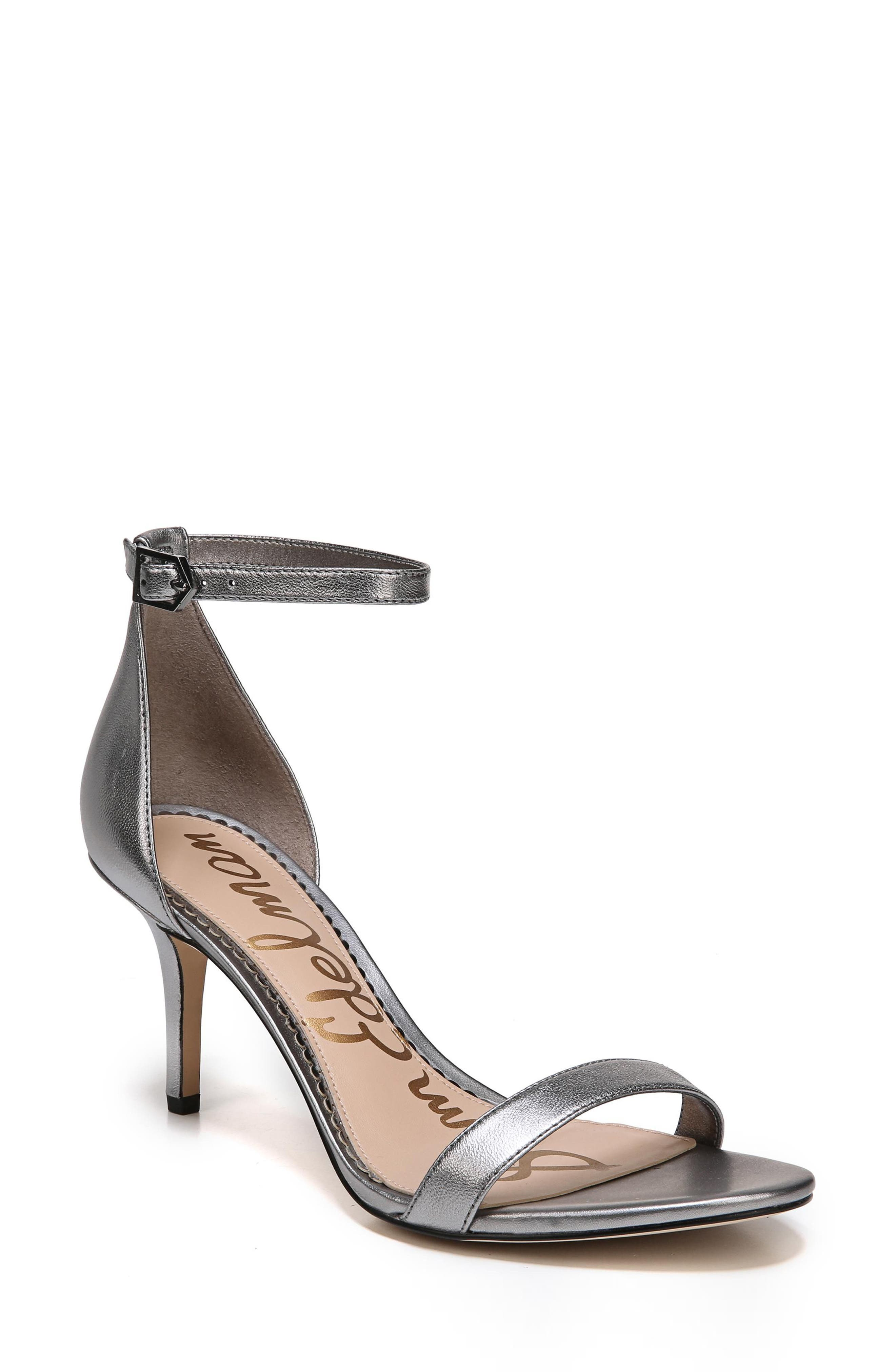 ,                             'Patti' Ankle Strap Sandal,                             Main thumbnail 25, color,                             040