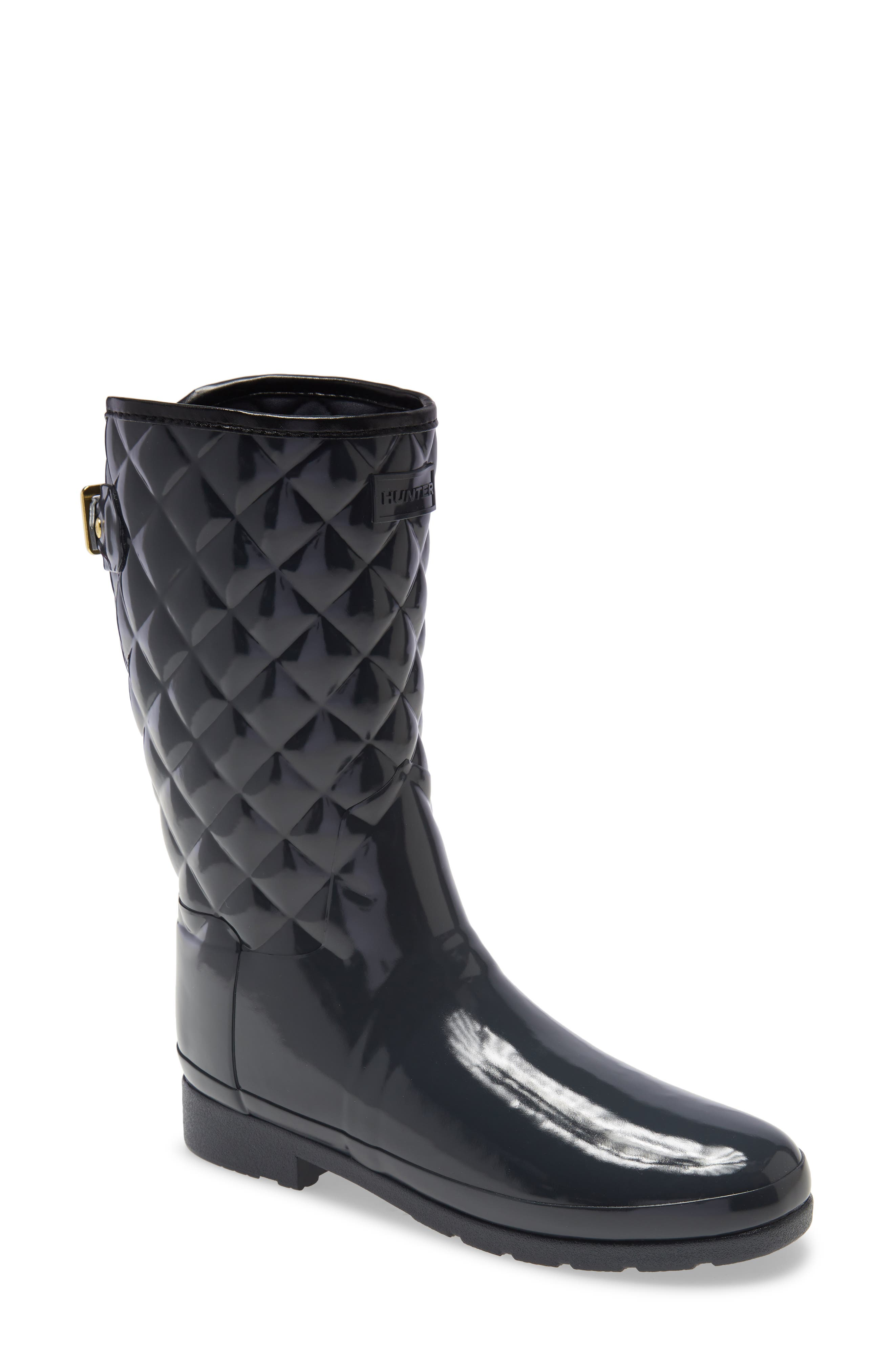 Hunter | Refined High Gloss Quilted