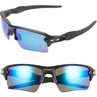 Oakley Nfl Flak 2.l 5m Polarized Sunglasses - Indianapolis Colts