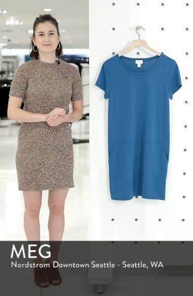 Knit Shift Dress, sales video thumbnail
