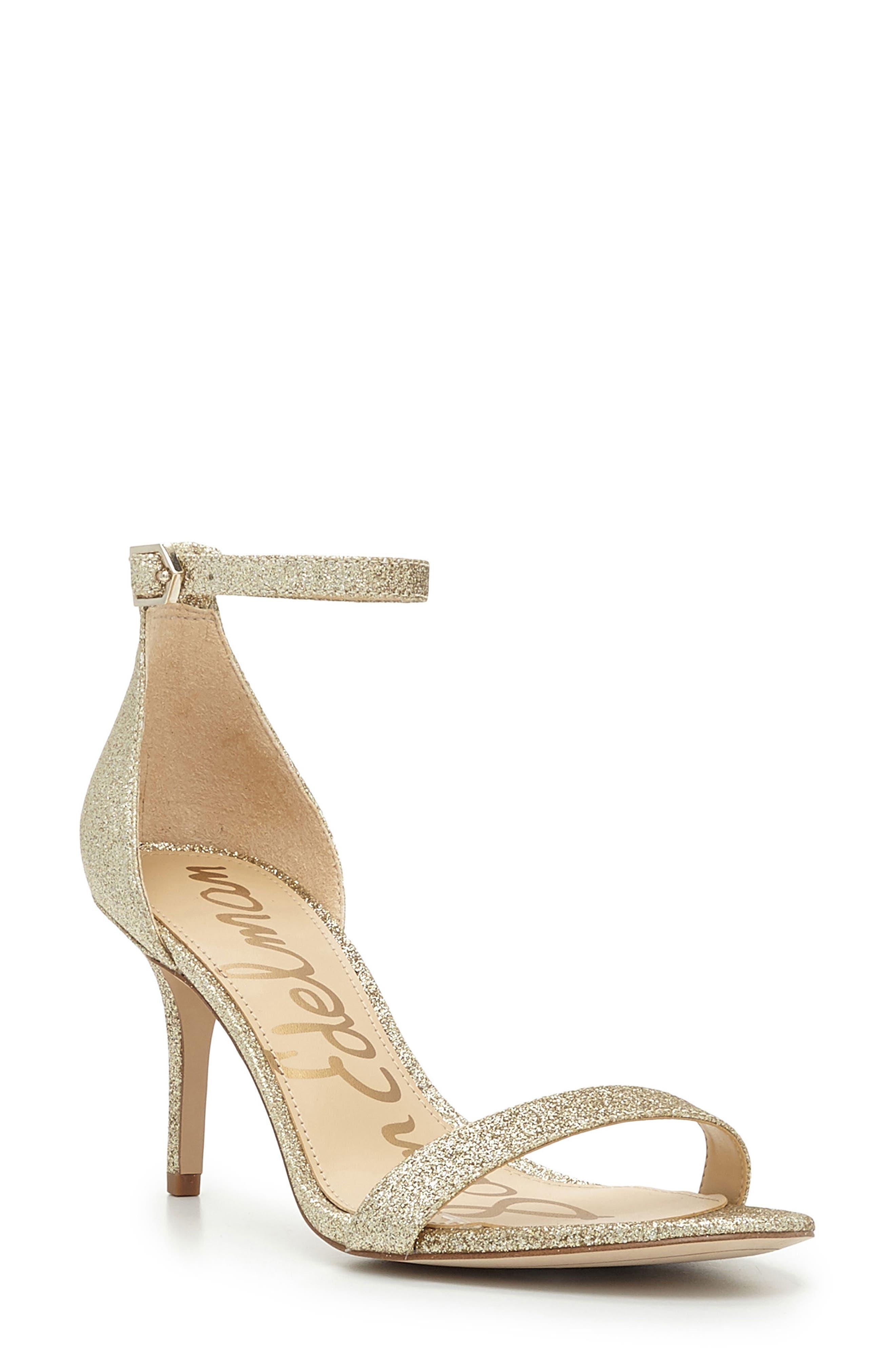,                             'Patti' Ankle Strap Sandal,                             Main thumbnail 128, color,                             712