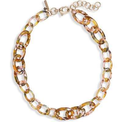 Lele Sadoughi Thin Chain Garland Necklace (Nordstrom Exclusive)
