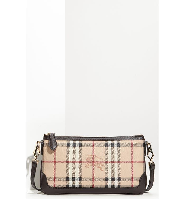 e1f0fb69cff Burberry 'Haymarket Check' Crossbody Bag | Nordstrom