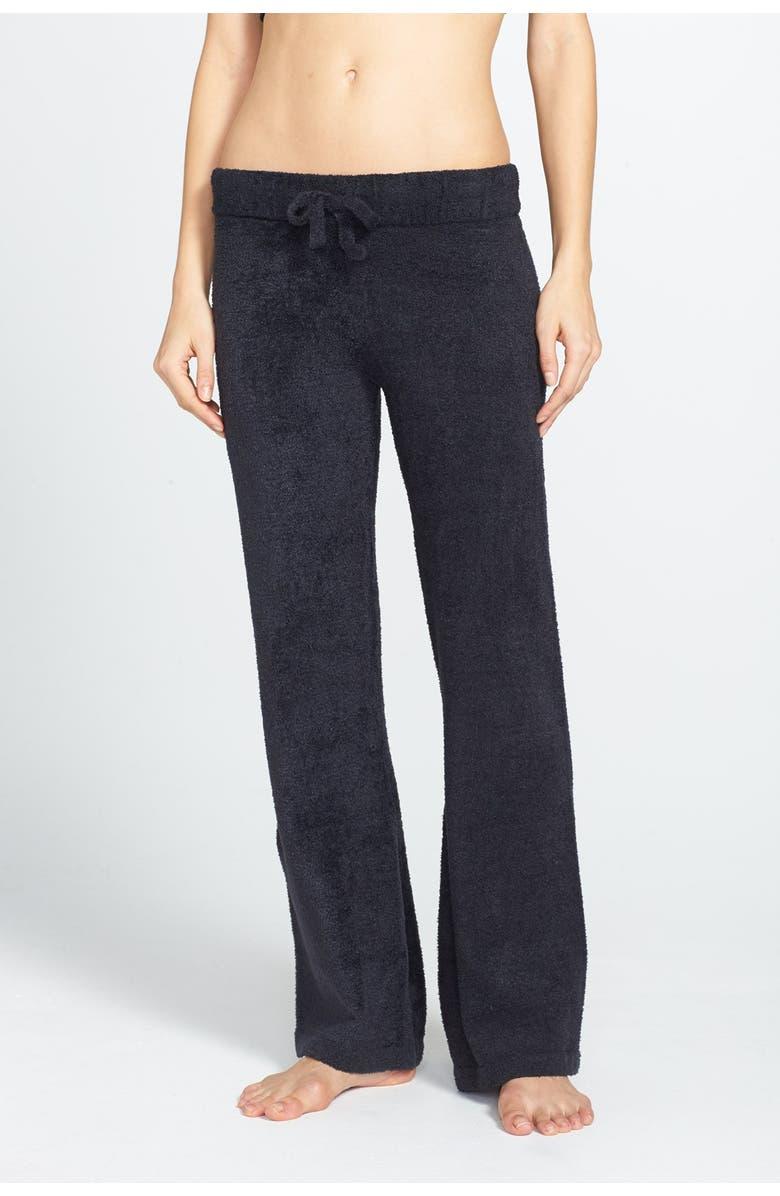 BAREFOOT DREAMS<SUP>®</SUP> Cozychic Lite<sup>®</sup> Lounge Pants, Main, color, BLACK