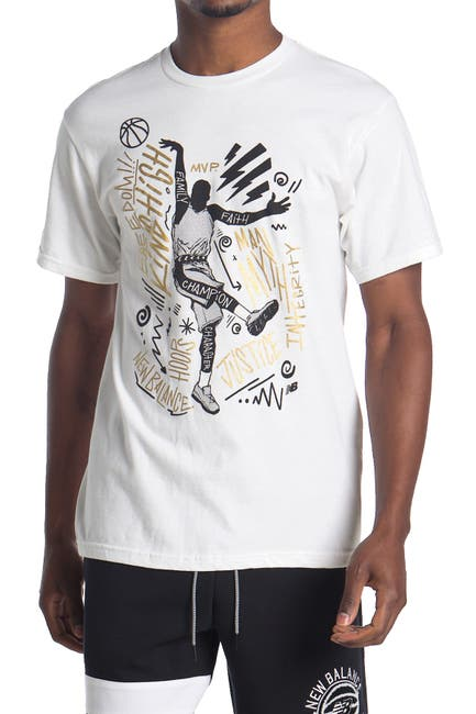 Image of New Balance Inspire the Dream Graphic Print Tee