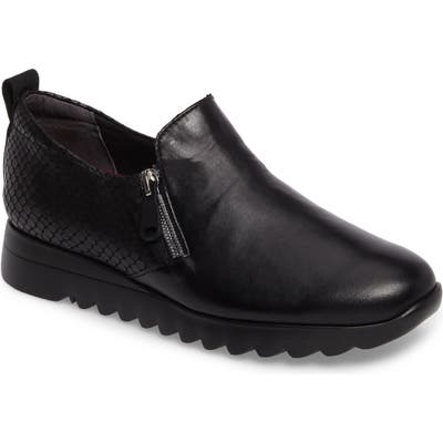 Munro Kit Loafer, Black