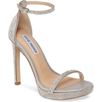 Steve Madden Milano Sandal, Metallic