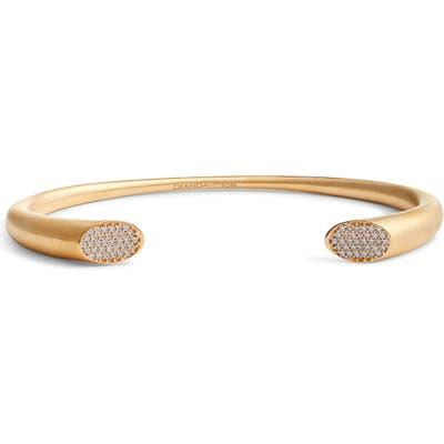 Dean Davidson Signature Pave Detail Cuff Bracelet