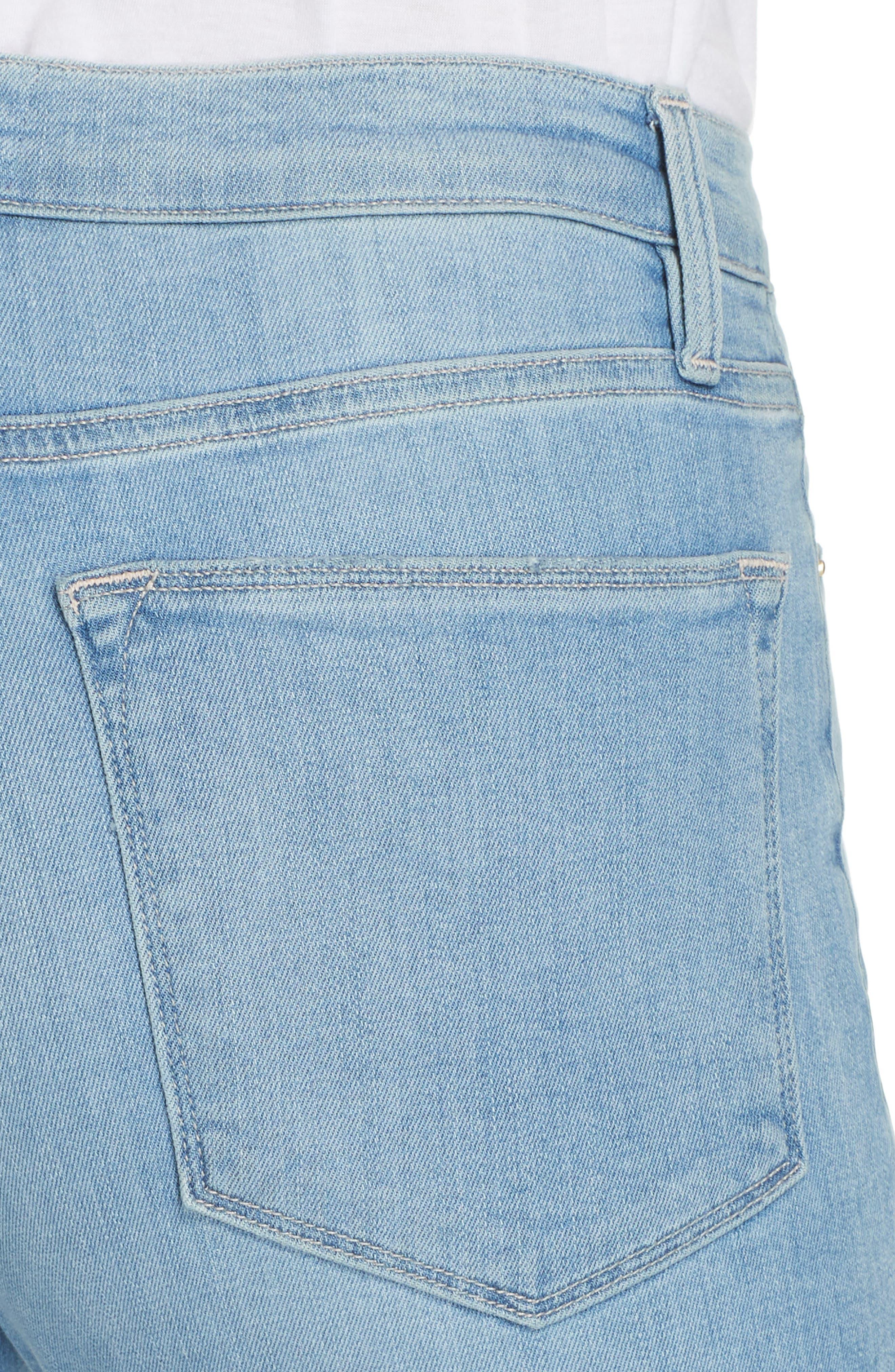 ,                             Le High Flare Jeans,                             Alternate thumbnail 11, color,                             450