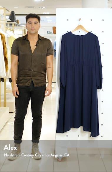 Long Sleeve Midi Dress, sales video thumbnail