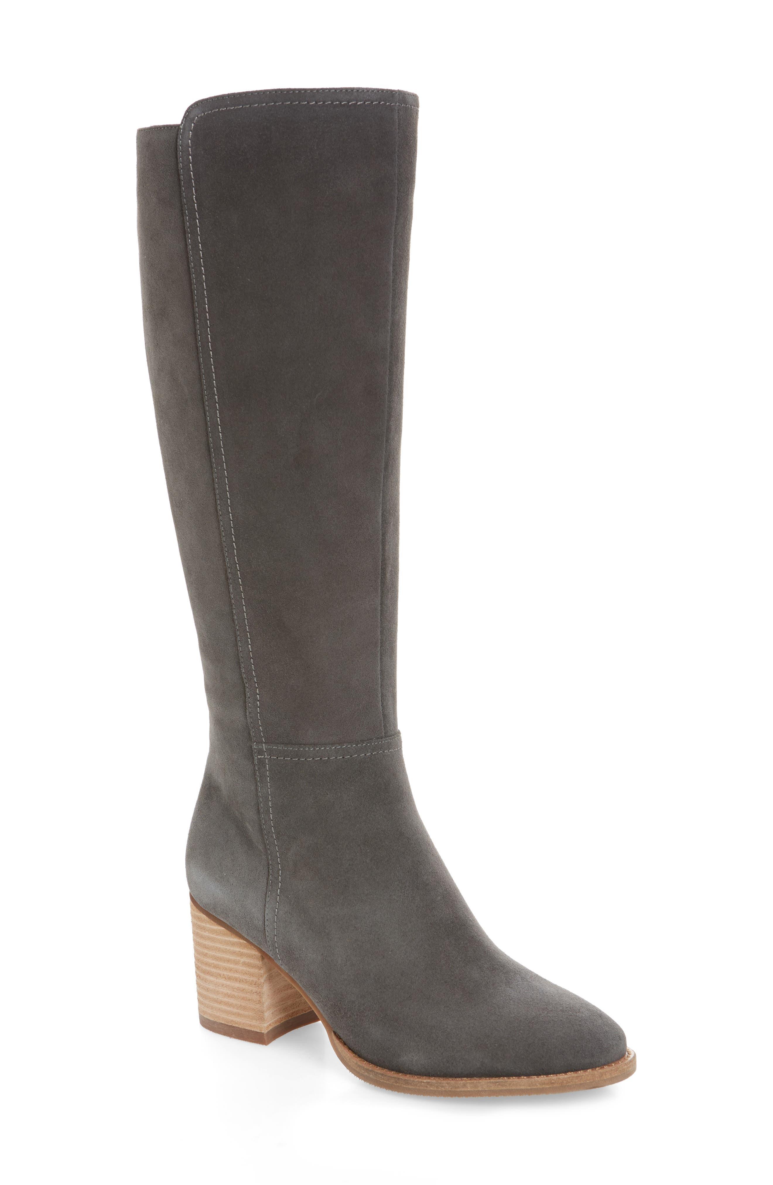 Blondo Noreen Waterproof Knee High Boot (Women)