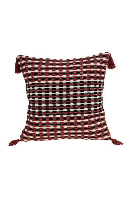 Image of Parkland Collection Dafne Transitional Multicolored Throw Pillow