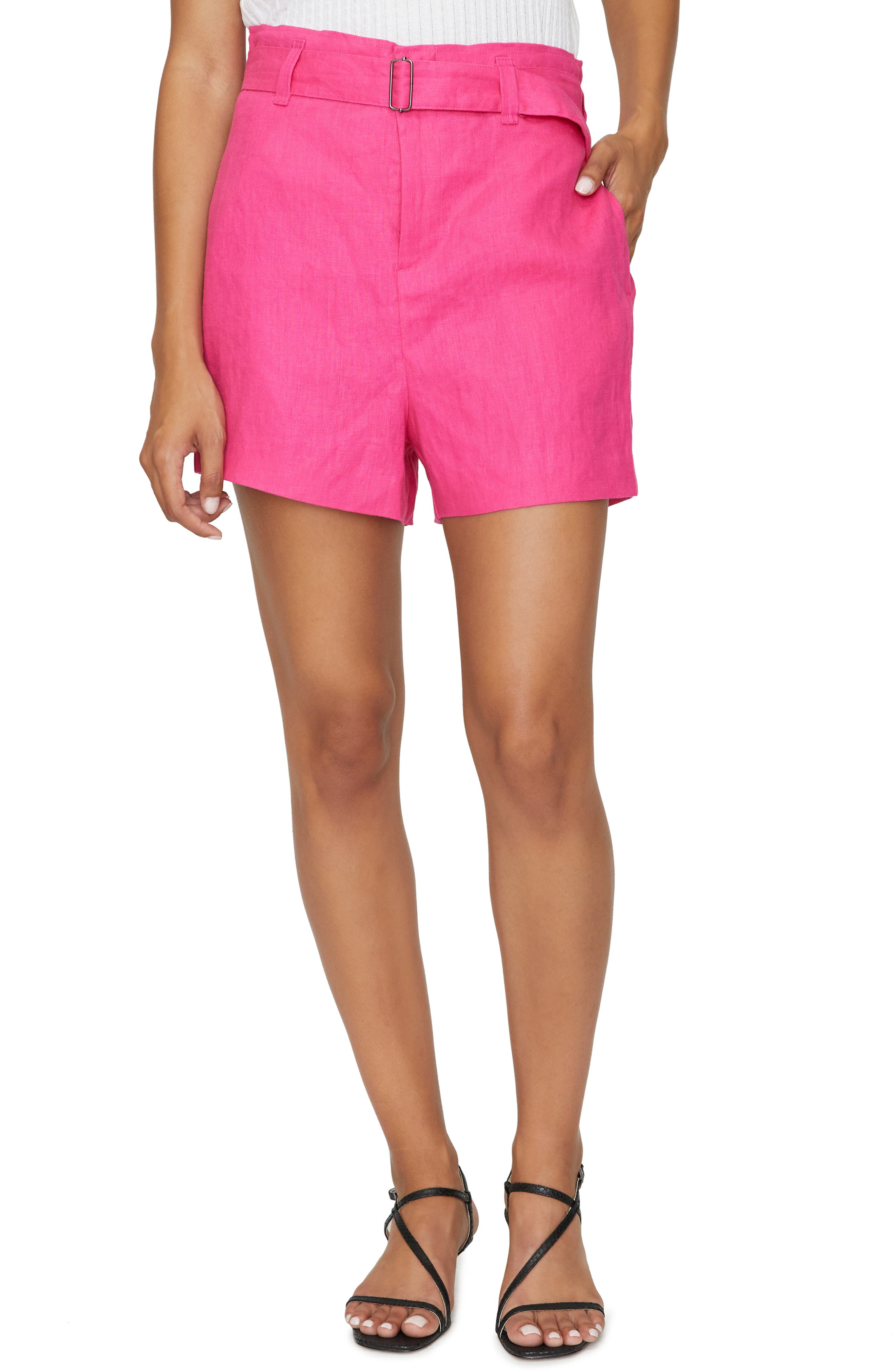 Image of Sanctuary The Wells Belted Shorts