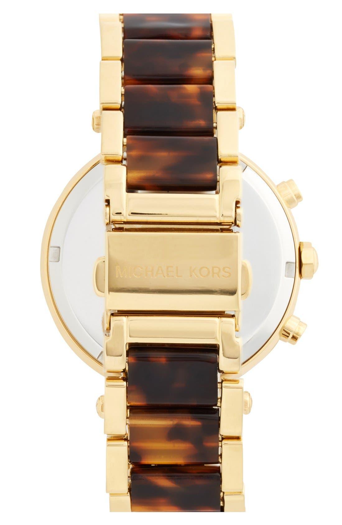 ,                             'Parker' Chronograph Watch, 39mm,                             Alternate thumbnail 14, color,                             201