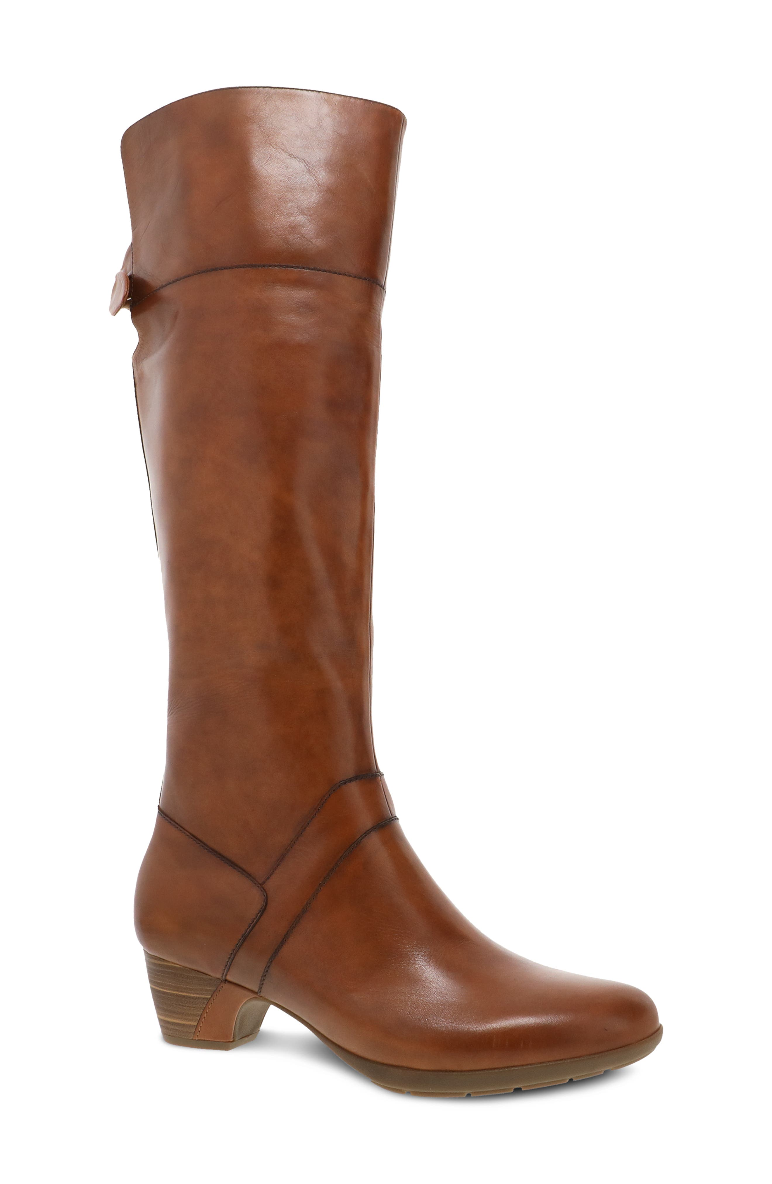 Dori Waterproof Knee High Boot