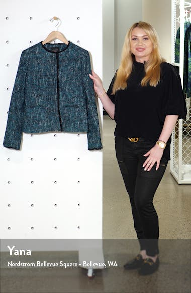 Judy Tweed Jacket, sales video thumbnail