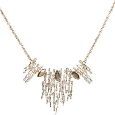 Alexis Bittar Asteria Nova Navette Spike Necklace