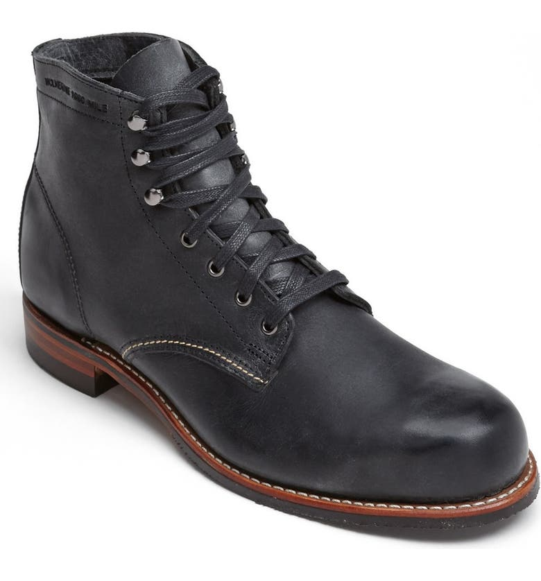 27f88008ad5 '1000 Mile - Morley' Round Toe Boot