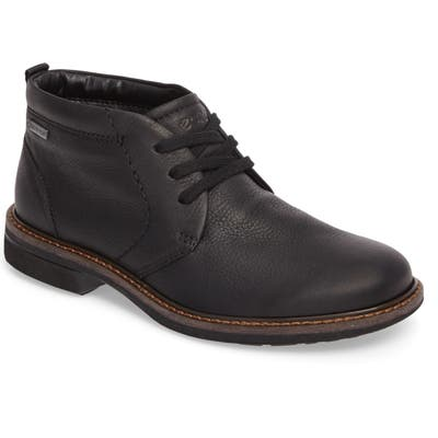 Ecco Turn Gore-Tex Waterproof Chukka Boot, Black