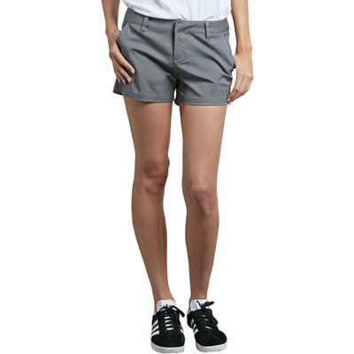 Volcom Frochickie Chino Shorts, Grey