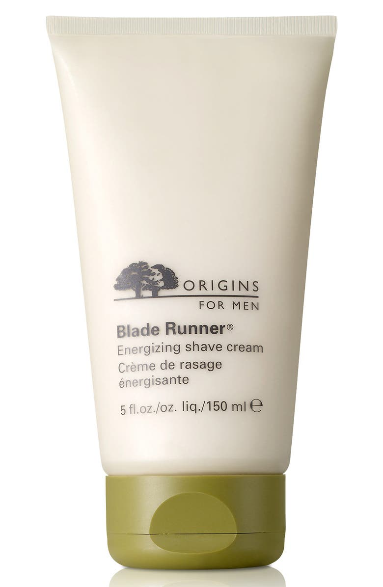 ORIGINS Blade Runner<sup>®</sup> Energizing Shave Cream, Main, color, NO COLOR