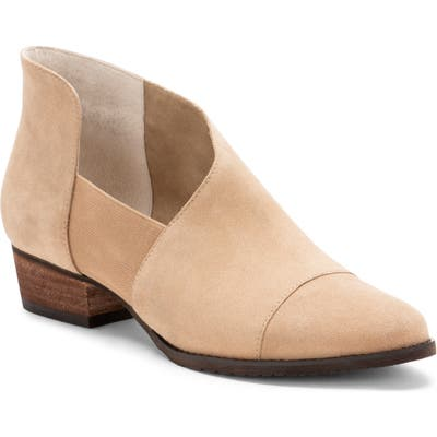 Blondo Izzy Waterproof Bootie- Beige