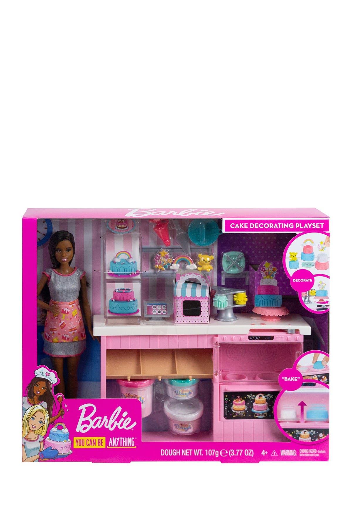 Mattel Barbie R Cake Decorating Playset Hautelook