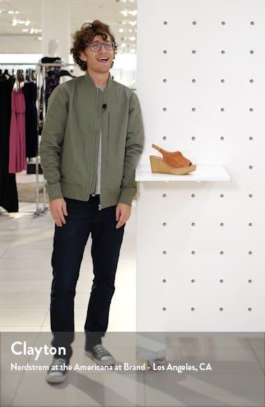 'Lugano' Espadrille Wedge Sandal, sales video thumbnail