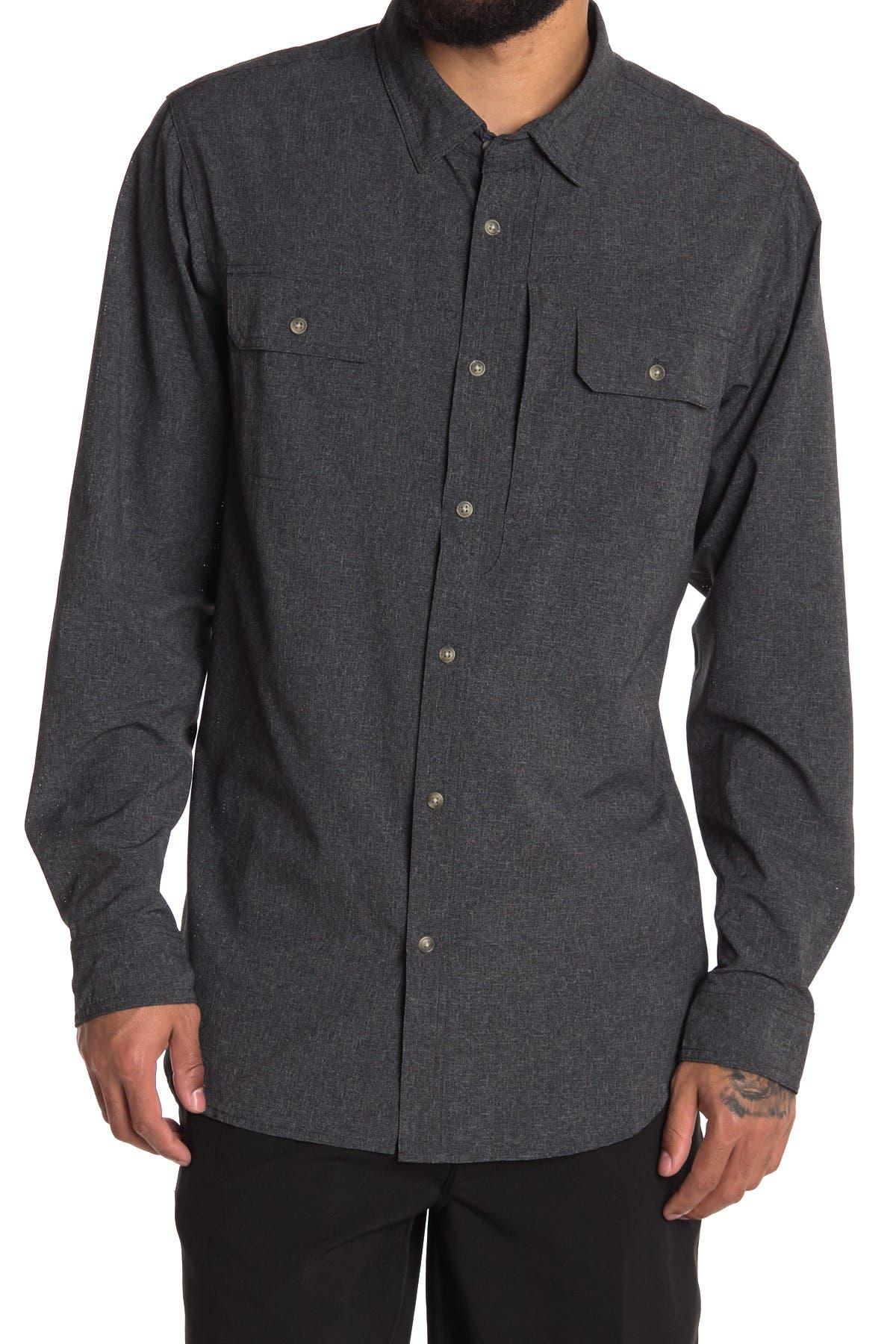 Image of UNION DENIM Aero Tech Long Sleeve Shirt