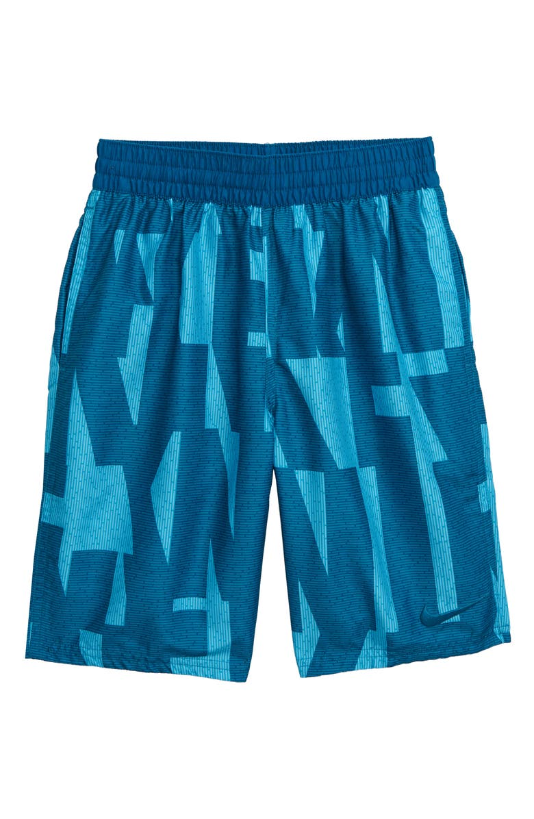 NIKE Volley Swim Trunks, Main, color, 400