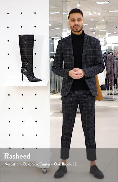Arsen Knee High Boot, sales video thumbnail