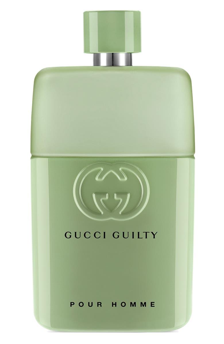 GUCCI Guilty Love Eau de Toilette for Him, Main, color, NO COLOR