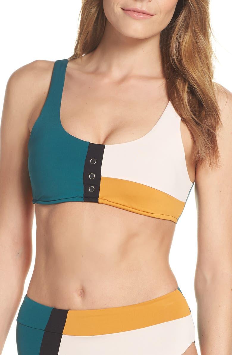 SEAFOLLY Aralia Bikini Top, Main, color, 440