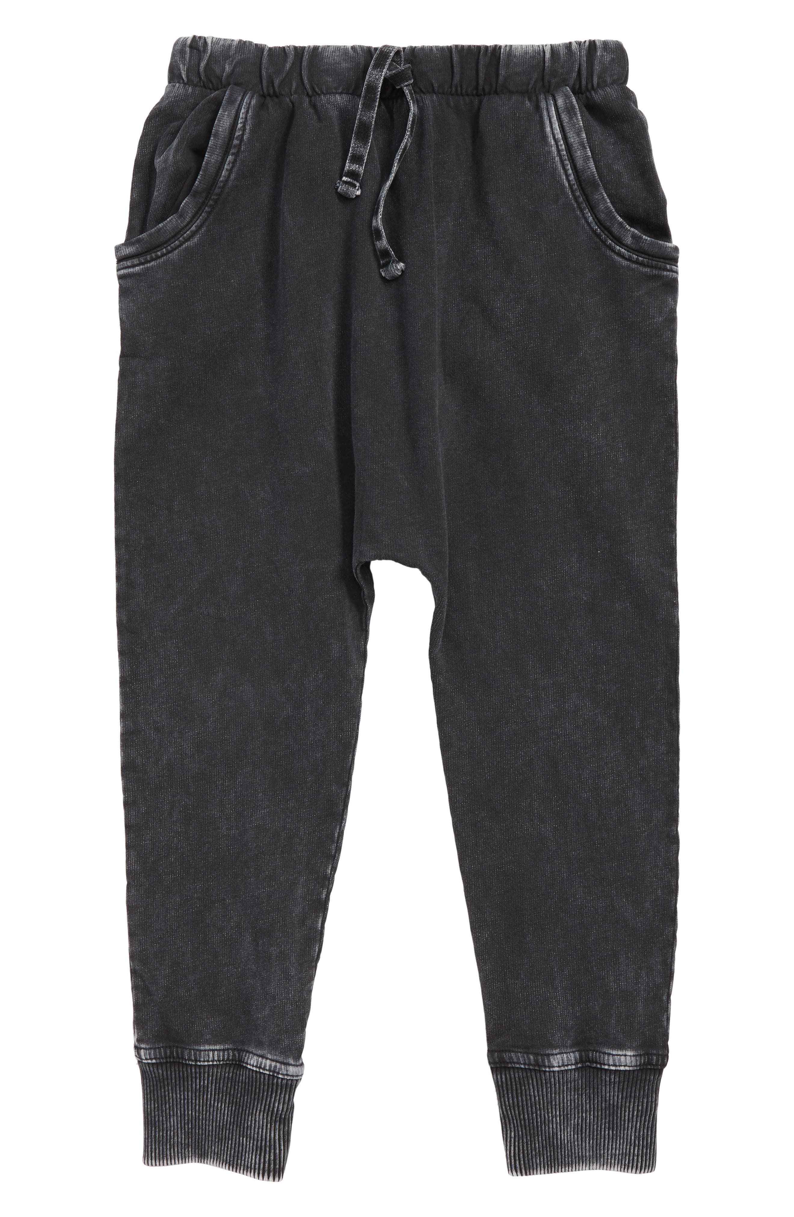 Superwash Sweatpants, Main, color, BLACK SUPER WASH