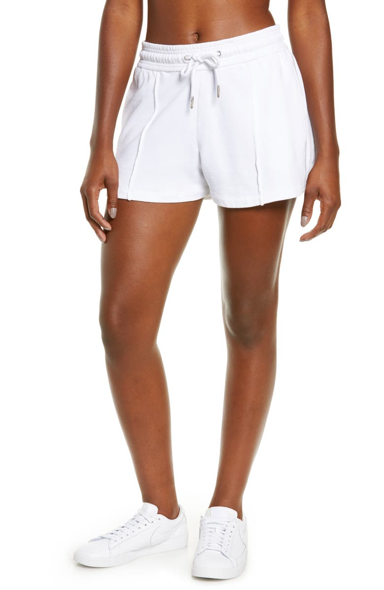 ZELLA West Coast Shorts, Main, color, WHITE