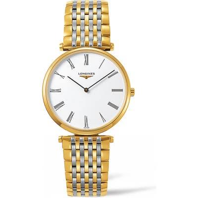 Longines La Grande Classique De Longines Bracelet Watch,