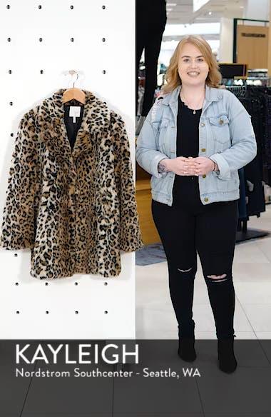 Tiaret Faux Fur Jacket, sales video thumbnail