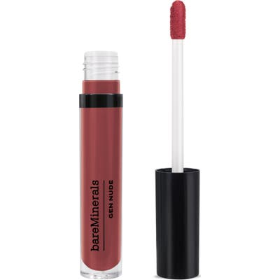 Bareminerals Gen Nude(TM) Patent Liquid Lipstick - Addicted