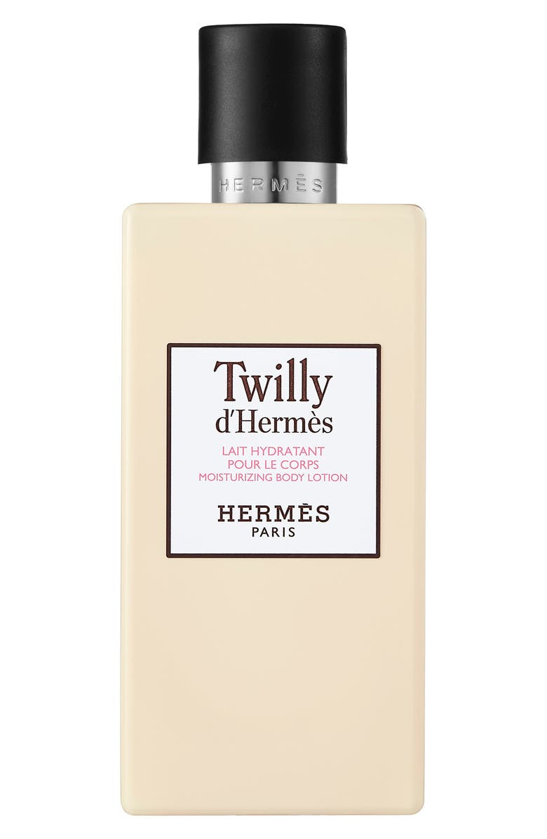 HERMÈS Twilly d'Hermès - Moisturizing body lotion, Main, color, 000