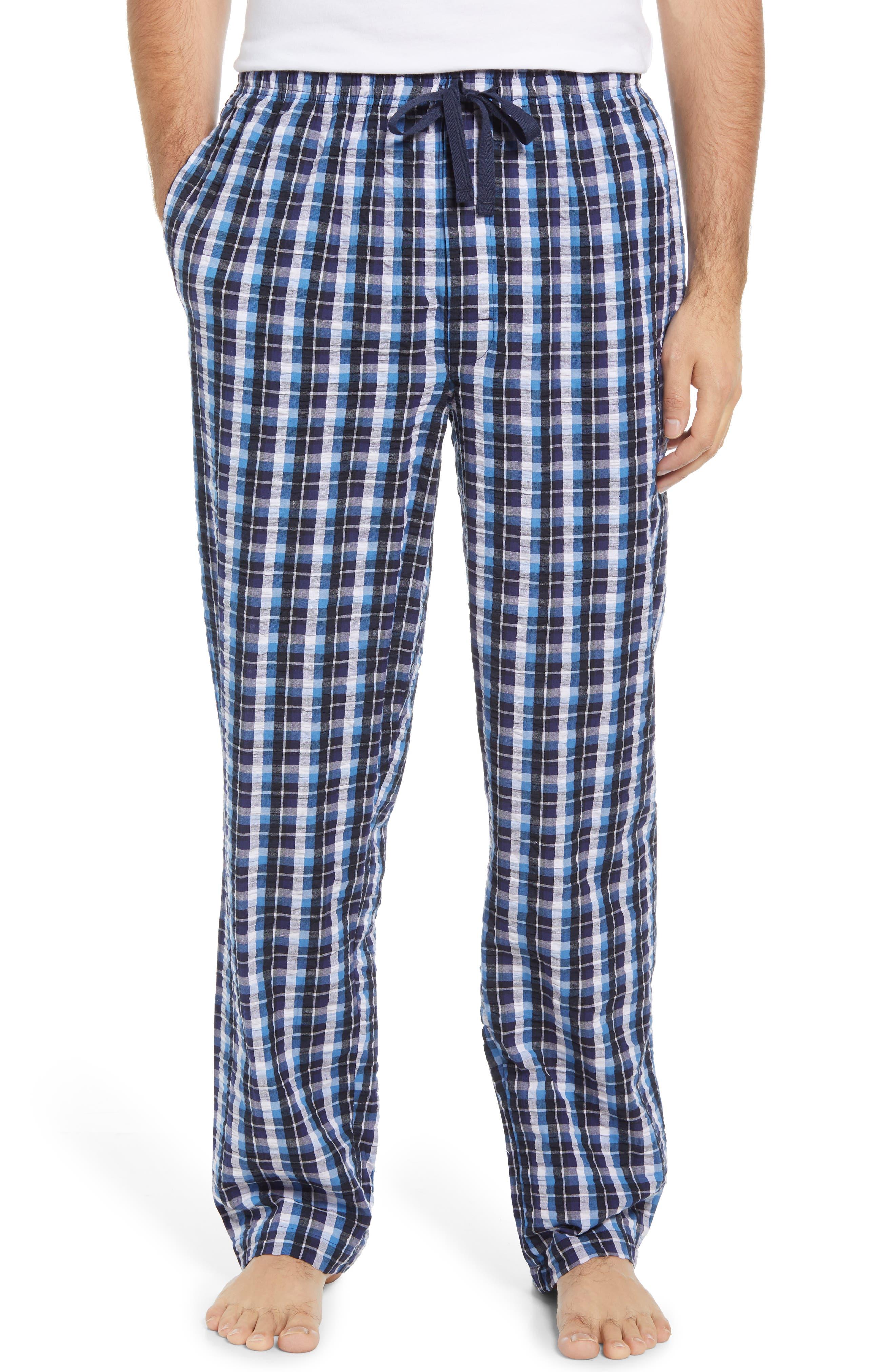 Men's Sun Up Seersucker Lounge Pants